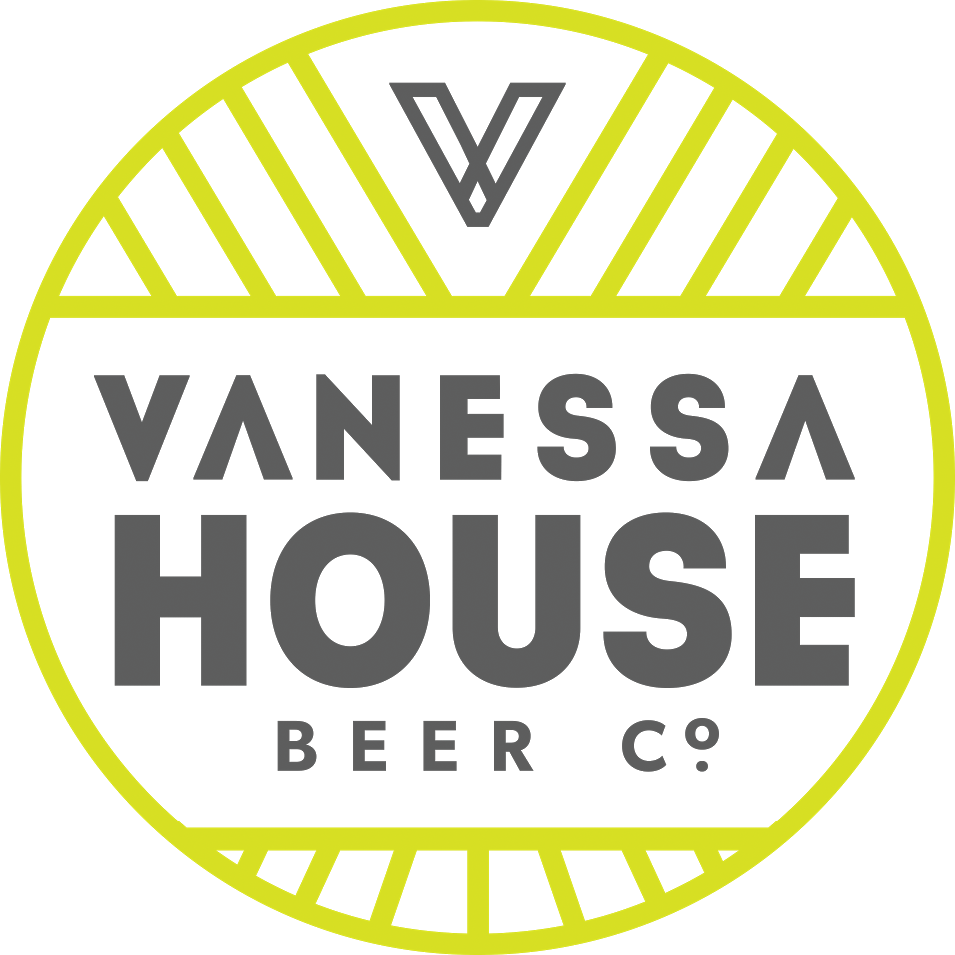 Vanessa House Beer Co. Logo